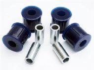 Front Radius Arm to Axle Bush Set. (Trials Vehicles Only)  SPF0195K